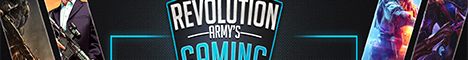 Revolution Army's Gaming